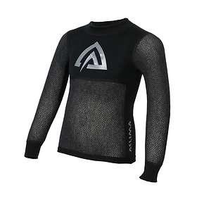 Aclima Woolnet Crew Neck LS Shirt (Jr)