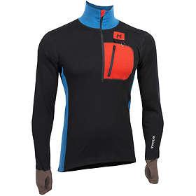 Aclima Lars Monsen Anarjohka LS Shirt W/Zip (Herre)