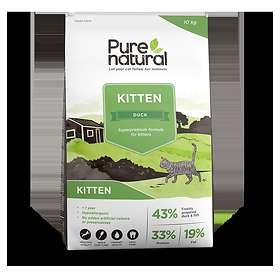 Pure Natural Cat Kitten Duck 10kg