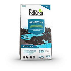 Pure Natural Dog Adult Sensitive Duck 12kg