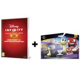 Disney Infinity 3.0: Star Wars + Inside Out - Bundle
