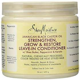 Shea Moisture Strengthen Grow & Restore Leave-In Conditioner 453g