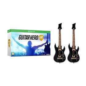 Guitar Hero Live (incl. 2x Guitar)