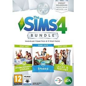 The Sims 4 Expansion: Bundle - Spa Day