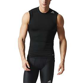 Adidas Techfit Base Compression Sleeveless Top (Herre)