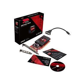 AMD FirePro W4100 4xDP 2GB