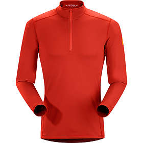 Arcteryx Phase AR Zip Neck LS Shirt (Men's)