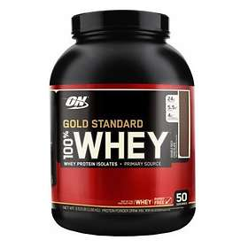 Optimum Nutrition 100% Whey Gold Standard 1,5kg