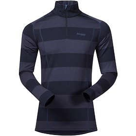 Bergans Fjellrapp LS Shirt Half Zip (Herre)