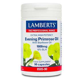 Lamberts Evening Primrose Oil with Starflower Oil 90 Capsules