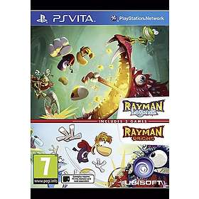 Rayman Legends + Rayman Origins - Double Pack (PS Vita)