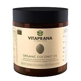 Vitaprana Organic Coconut Oil 500g