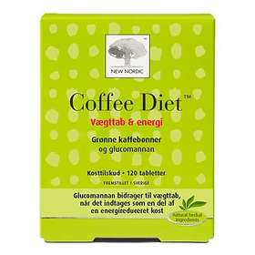 New Nordic Coffee Diet 120 Tabletter