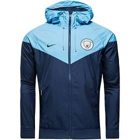 52d97cce54 Find the best price on Nike Manchester City FC Authentic Windrunner ...