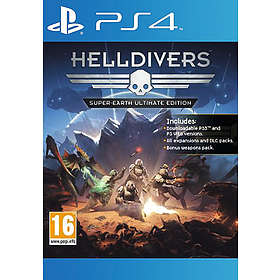 Helldivers - Super-Earth Ultimate Edition (PS4)