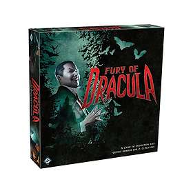 Fantasy Flight Games Fury of Dracula (3rd Edition)
