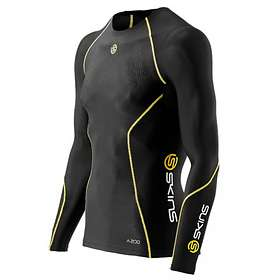 Skins A200 Compression LS Shirt (Herre)