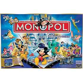 Parker Brothers Monopoly: Disney
