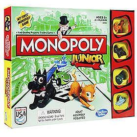 Hasbro Monopoly: Junior