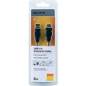 Belkin USB A - USB A M-F 2.0 3m