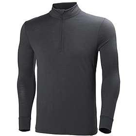 ee1e5ef2 Best pris på Helly Hansen Wool LS Shirt Half Zip (Herre) Ullundertøy ...