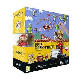 Nintendo Wii U Premium (+ Super Mario Maker)