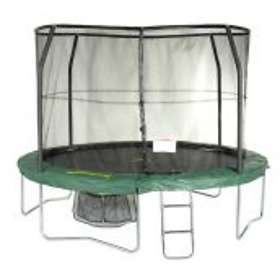 Jumpking Trampolines JumpPOD Classic With Enclosure 427cm