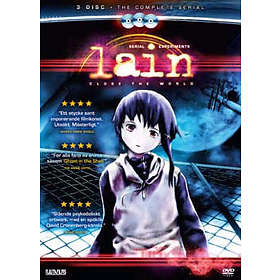 Serial Experiments Lain - Box
