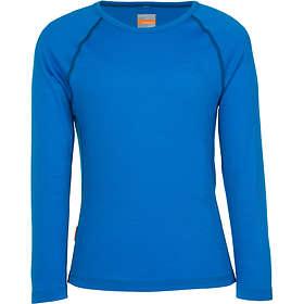 Icebreaker Oasis Crewe LS Shirt (Jr)
