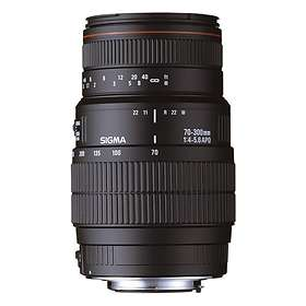 Sigma AF 70-300/4.0-5.6 DG APO Macro for Canon