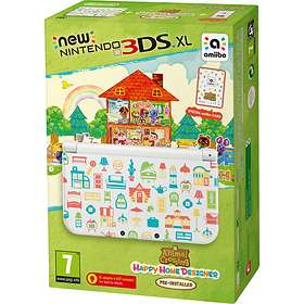 Nintendo New 3DS XL (inkl. Animal Crossing: Happy Home Designer) - Special Ed.