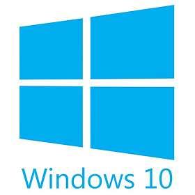 Microsoft Windows 10 Famille Eng (32-bit Get Genuine)