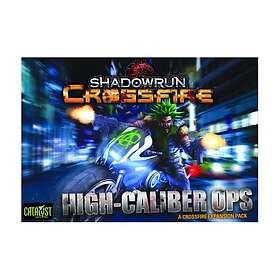 Shadowrun: Crossfire High - Caliber Ops (exp.)
