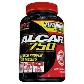 SAN Nutrition Alcar 750 100 Tablets