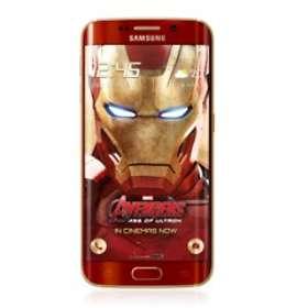 Samsung Galaxy S6 Edge Iron Man Edition SM-G9250 64Go