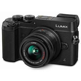 Panasonic Lumix DMC-GX8 + 14-42/3,5-5,6 OIS