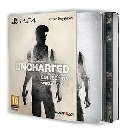 Uncharted: The Nathan Drake Collection - Special Edition (PS4)