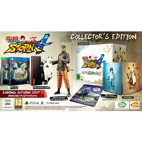 Naruto Shippuden: Ultimate Ninja Storm 4 - Collector's Edition