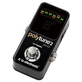 TC Electronic PolyTune 2 Mini Noir