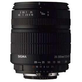 Sigma AF 28-300/3,5-6,3 IF do Sony A