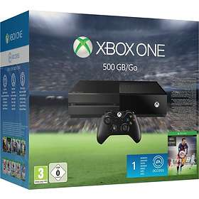 Microsoft Xbox One 500GB (incl. FIFA 16)