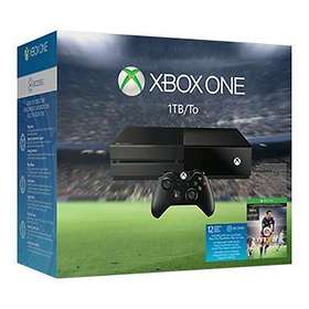 Microsoft Xbox One 1To (+ FIFA 16)