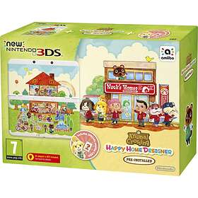 Nintendo New 3DS (inkl. Animal Crossing: Happy Home Designer) - Special Ed.