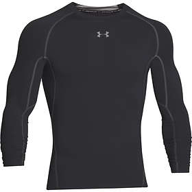 Under Armour HeatGear LS Compression Shirt (Herre)
