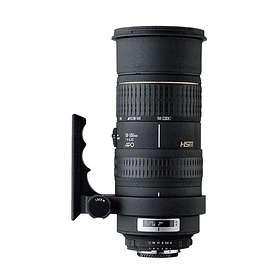 Sigma 50-500/4,0-6,3 EX DG APO HSM for Nikon