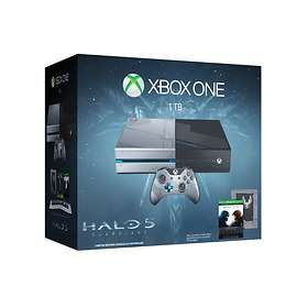 Microsoft Xbox One 1TB (incl. Halo 5: Guardians) - Limited Edition