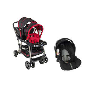 Graco Ready2Grow (Double Travel System)