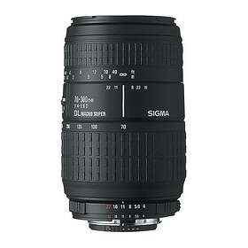 Sigma AF 70-300/4.0-5.6 DL Super Macro for Canon