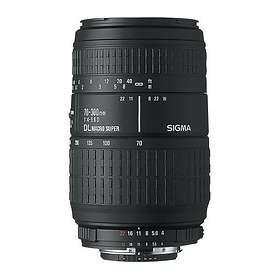 Sigma AF 70-300/4,0-5,6 DL Super Macro for Nikon