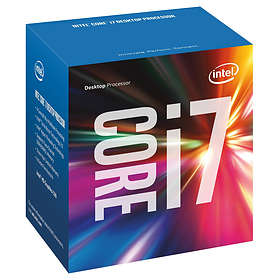 Intel Core i7 6700 3,4GHz Socket 1151 Box